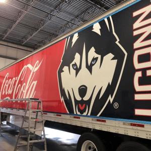 uconn truck